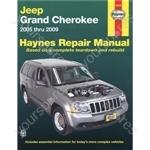 Jeep Grand Cherokee (2005-2009) - Car Manual