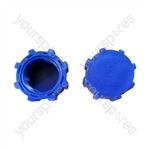 Jerry Can Vent Cap - Blue