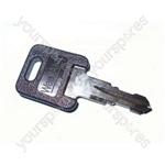 Caravan Motorhome Replacement Door Lock Key - WD062