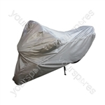 Water Resistant Motorcycle Cover - X Large - Extra Large