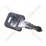Motor Home Caravan Replacement Door Lock Key - WD160