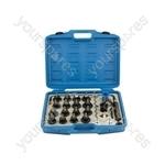 Cooling System Pressure Tester Kit