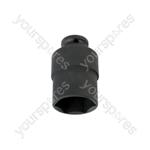 Hub Nut Socket  - 36mm