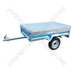 Flat Trailer Cover - Water Resistant