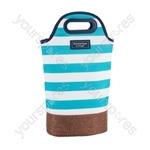 Coast Bottle Carrier Cool Bag 2L - Aqua