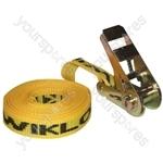 Kwiklok Ratchet Tie Down Strap - 3.5m