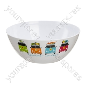 Camper Smiles Salad Bowl - Pack of 6