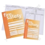 Fire Safety Log Book - A5