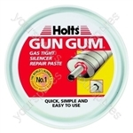 Gun Gum Silencer Repair Paste - 200g