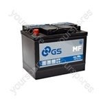 MF Conventional Battery 12V - 70Ah - 570CCA