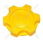 Oil Filler Cap - Yellow - Rover 1/2/3/4/11