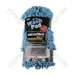 2 In 1 Microfibre Noodle Wash Pad