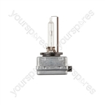 42V 35W D3S (Projection) H.I.D Gas Discharge Bulb - 9mm
