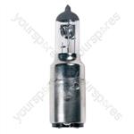 Halogen Bulb - 12V 35/35W BA20d - Headlamp (UPGrades 395) - 14mm