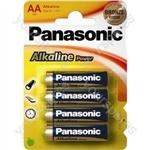 Alkaline Power AA Batteries - Pack of 2