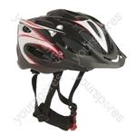 """Junior Blitzâ""""¢ Junior Black Cycle Helmet 54-56cm"""