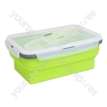 Collapsible Airtight Lunch Box - 1000ml