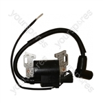 Replacement Lawnmower Ignition Coil for Mountfield, Stiga, Homelite and Gardenline