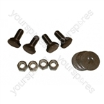 Hayter Replacement Lawnmower Blade Bolts