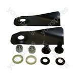 "Victa 18"" Replacement Lawnmower Blade & Bolt Set"