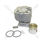 Replacement Brushcutter Stihl FR350 Cylinder Assembly with Piston