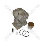 Stihl 020 Replacement Chainsaw MS180 Cylinder Assembly with Piston