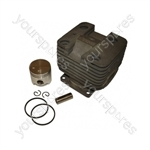 Replacement Brush Cutter Stihl FS 250 R Cylinder Assembly with Piston