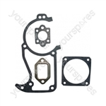 Stihl Chainsaw Gasket Set with Oil Seals