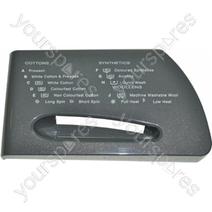 Indesit Disp Handle Base Mld