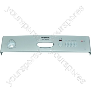 Hotpoint Console pnl white Spares