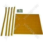 Hotpoint Duct moulding Spares