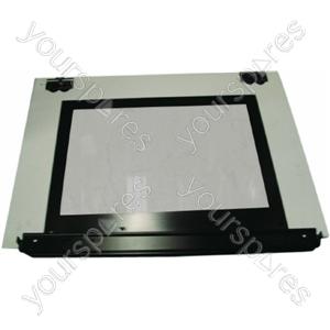 Indesit Main Oven Door Glass Outer