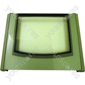 Indesit Main Oven Outer Door Glass