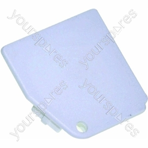 Indesit Top Right Hand Cooker End Cap