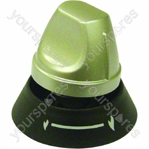 Cannon Hob/Grill Control Knob Assembly