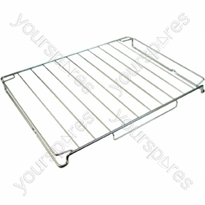 Indesit Stainless Steel Top Oven Shelf