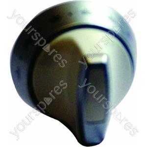 Indesit Knob Top Wht/Silver