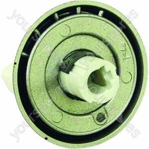 Indesit Hob Burner Control Knob Assembly