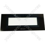 Indesit Top Oven Door Glass