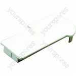 Indesit White Top Right Hand End Cooker Cap