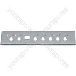 Hotpoint KD6E35W White Fascia Control Panel