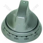 Indesit Silver Top Oven Cooker Control Knob