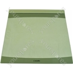 Cannon 10548G Hob Glass Lid Assy