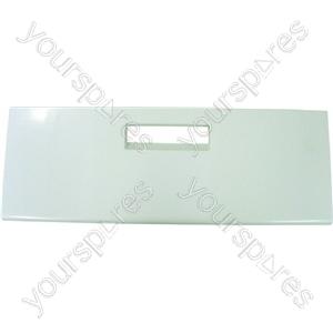 Indesit White Freezer Lower Drawer Front