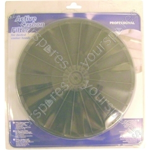 Carbon Filter Cartridge Complete D233