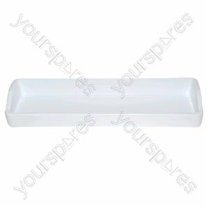 Indesit White & Grey Egg Shelf