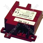 Ariston PL640M.1GBSS Spark Ignition Tranformer