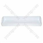 Indesit White & Grey Egg Shelf