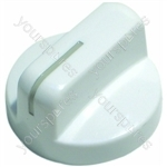 Indesit PI40A.1GB White Cooker Control Knob