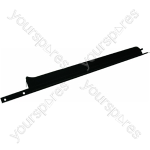Indesit Oven Door Handle Black